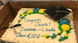 Publix sees dirty word in 'Summa Cum Laude,' censors cake