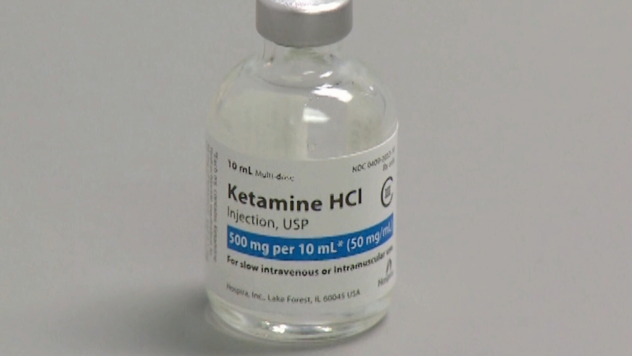 ketamine_1528925579349_12199585_ver1.0_1280_720 Could this injectable drug unlock the darkness of depression?