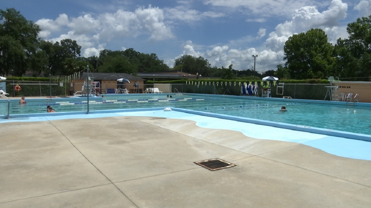 Leesburg pool closing to make way for new community center for Venetian gardens swimming pool leesburg fl