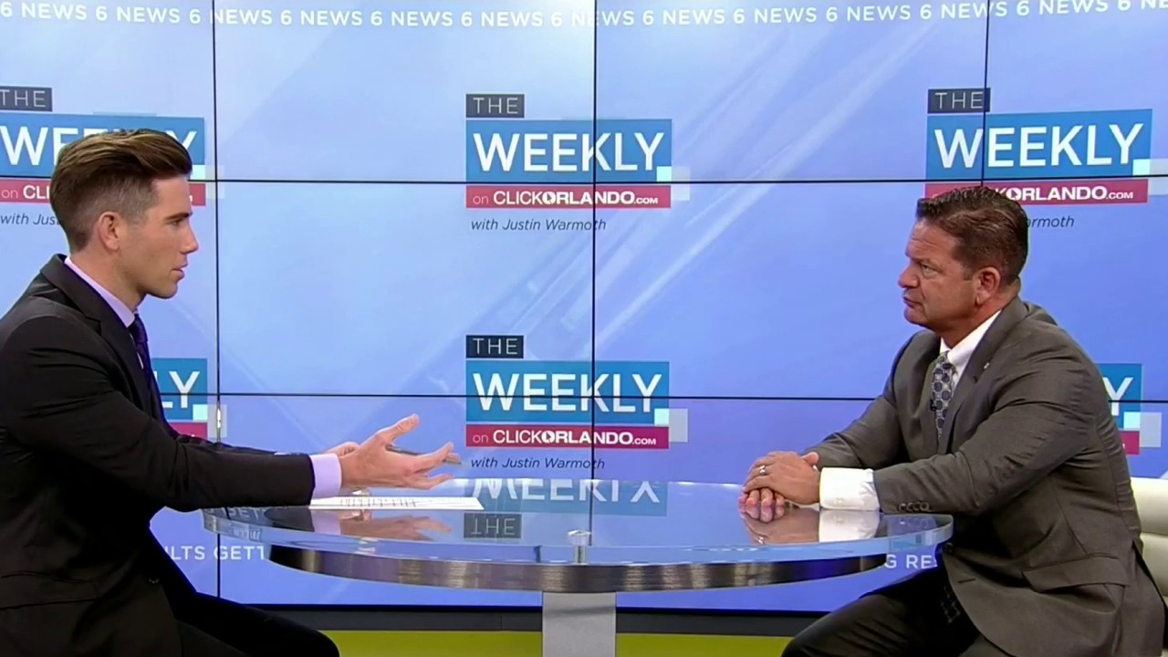 Orange County sheriff candidates on 'The Weekly' (pt 2)