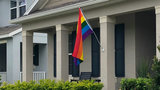 Orlando HOA changes mind over flying rainbow flag