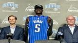Orlando Magic unveil draft picks