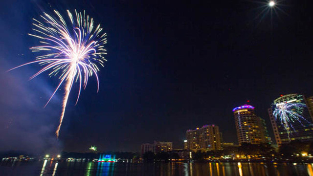 Fourth of July forecast: Rain not expected to be widespread