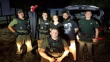 Grinning Florida couple arrested on slew of charges