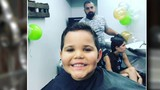 Barbershop gives free haircuts for kids before school starts