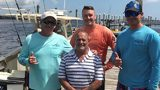Fishing group rescues Florida pilot forced to land plane in ocean