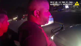 Body camera video released in Uber driver's wrongful arrest