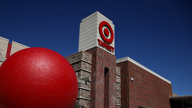 Target cash registers experience outage nationwide