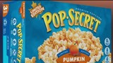 Pumpkin spice products to welcome fall