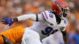 Gators benefit from turnovers in 47-21 blowout of Tennessee