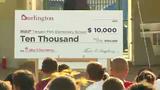Donation helps Tangelo Park Elementary teachers buy school supplies