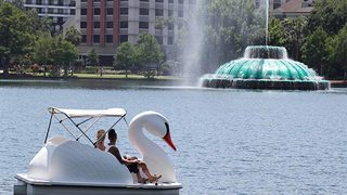 Orlando area to flirt with record highs