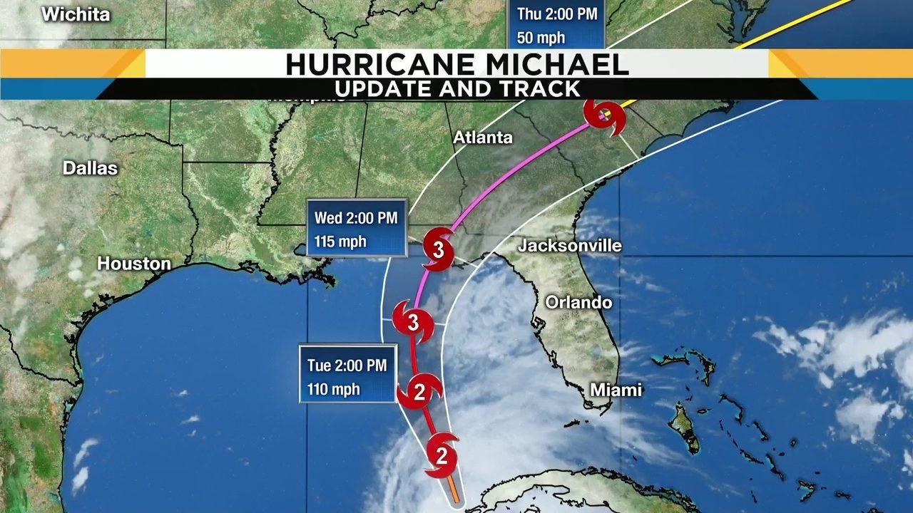 huracan michael
