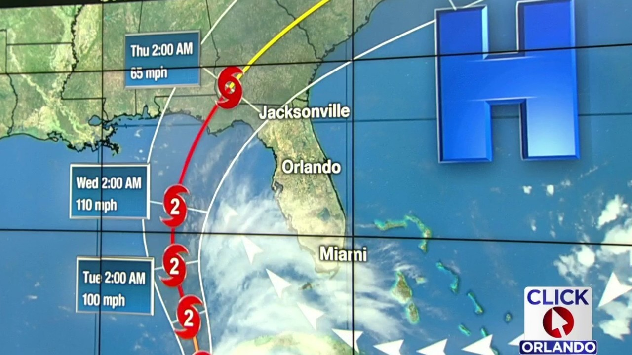 LIVE UPDATES: Tropical Storm Michael growing menace to Florida