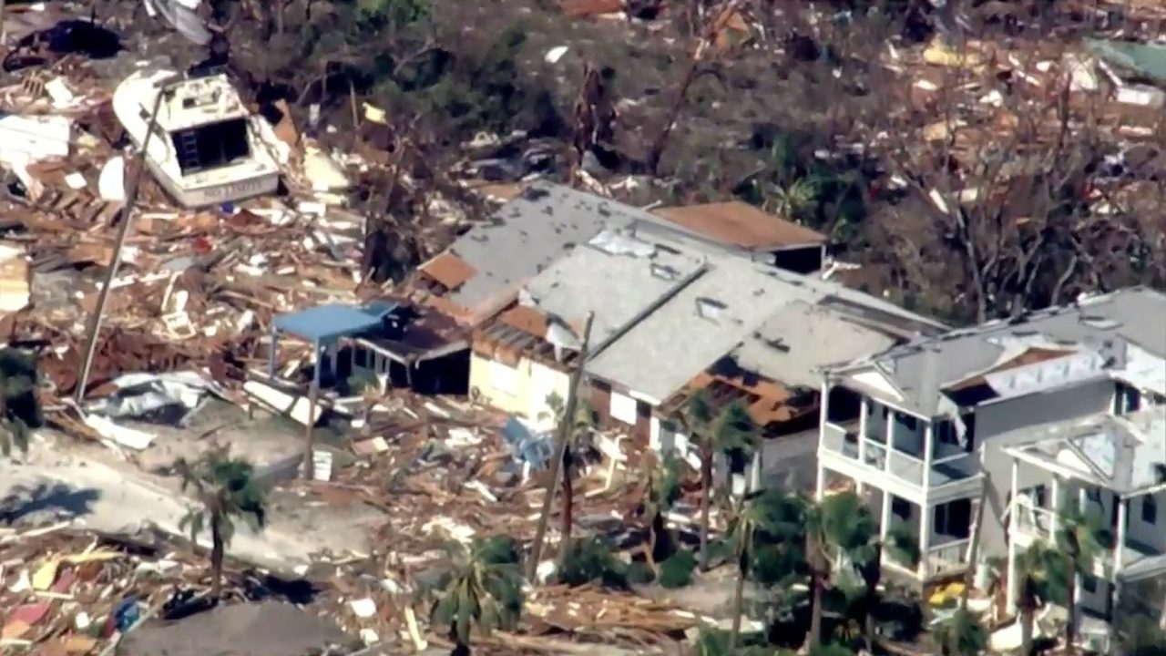 UPDATES: Nearly 200 rescued in Florida after Hurricane Michael
