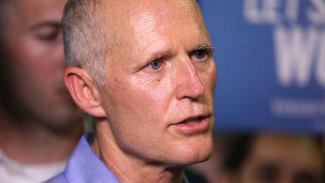 Sen. Rick Scott demands answers on Epstein suicide