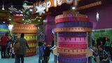 Crayola Experience fills holiday season with color, creativity