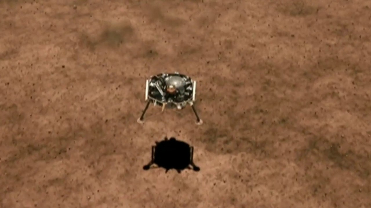 cnn mars insight landing - photo #21