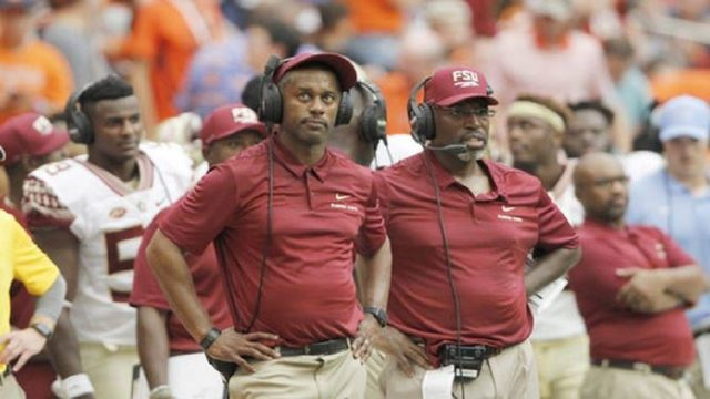 4-year-old sets up lemonade stand for FSU Willie Taggart's $17 million buyout