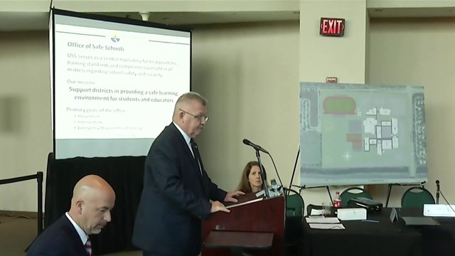 Floridas Safe Schools Director