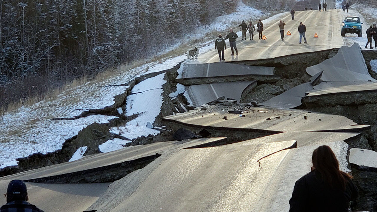 alaska earthquake - photo #1