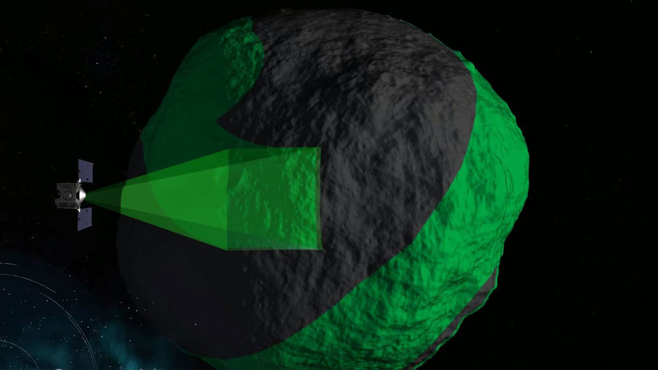 Here's what's next for NASA's asteroid spacecraft
