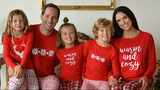 'Tis the season for matching family holiday PJs