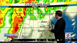 Strong storms head to Central Florida