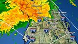 LIVE RADAR: Severe weather possible in Orlando area