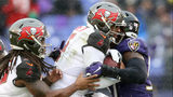 Ravens run past Buccaneers
