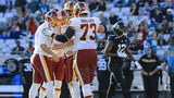 Johnson leads Redskins to late scores, big win at Jaguars