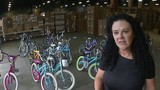 Hundreds of bikes donated to foster kids