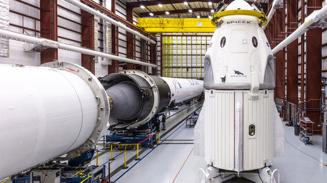 WATCH LIVE: NASA administrator visits SpaceX HQ for Crew Dragon check-in