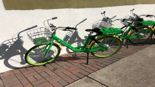 How to use the bright green Lime bikes you've seen pop up around Orlando