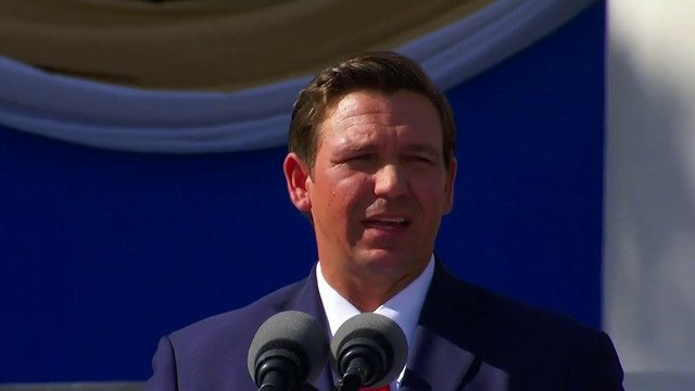 Florida Gov. Ron DeSantis could get 'sanctuary' enforcement role