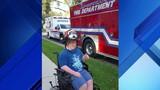 Motorized wheelchair donated to Apopka family