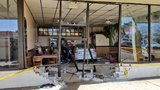 Driver, 82, crashes into Chinese restaurant