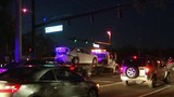 Carjacking suspect crashes into another vehicle