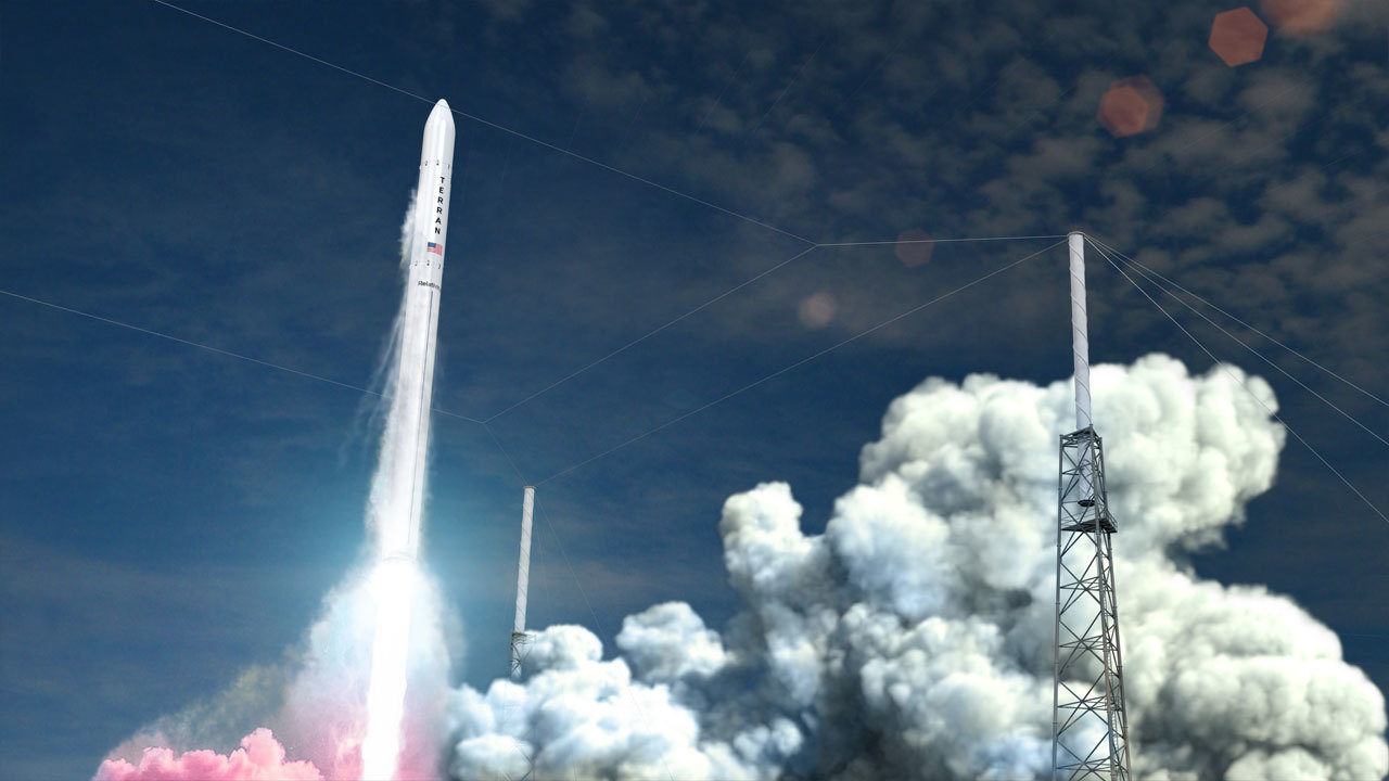 Another space startup will launch from Cape Canaveral as soon...