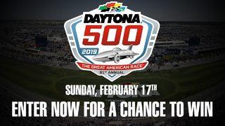 Daytona International Speedway 2019 Speedweeks VIP Experience