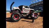 Photos: Monster trucks prep for Orlando show