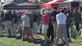 PGA merchandise show demo day draws pro golfers