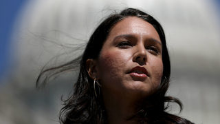 Who is Tulsi Gabbard, Democratic candidate for president?