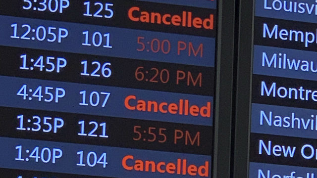 Orlando International Airport reopens as Dorian moves away from Florida