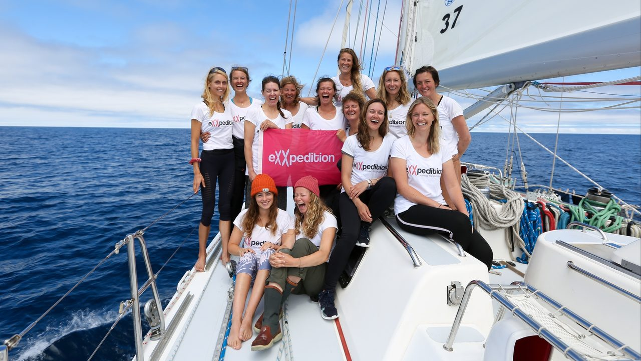 300 women needed for epic sailing trip around the world