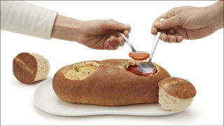 Panera Bread finally unleashes double bread bowl -- but only for limited time