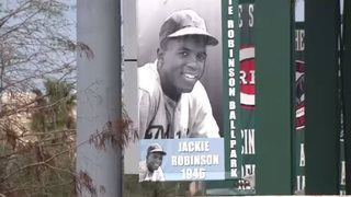 How Jackie Robinson is still being honored in Central Florida