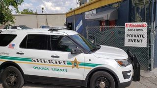 Man shot in head at Orange County bar, deputies say