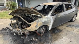 Hyundai pays Central Florida family $11k, promises investigation, after car fire