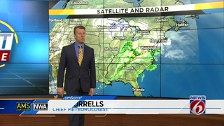 News 6 evening weather forecast -- 2/20/19